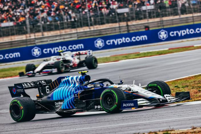 Domingo en Turquía - Williams desaparece en carrera