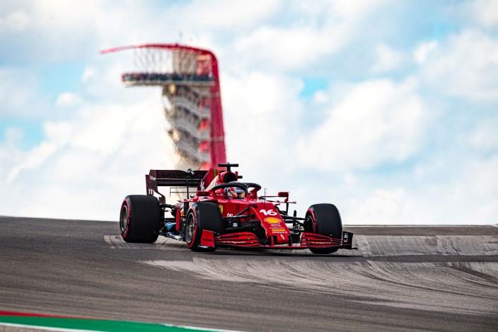 Sábado en Estados Unidos - Ferrari partirá dentro del top-5 en Austin