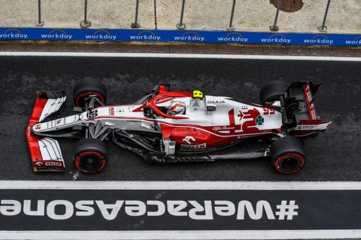 Sábado en Turquía - Alfa Romeo se consagra como el peor equipo en Estambul