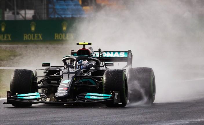 Valtteri Bottas regresa a lo más alto del podio en Turquía