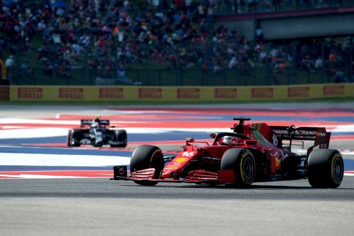 Viernes en Estados Unidos – Ferrari regresa a Texas con un ritmo prometedor