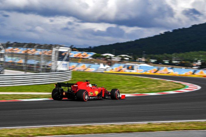 Viernes en Turquía - Ferrari impresiona en el Istanbul Park